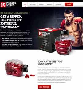 Instant Knockout website