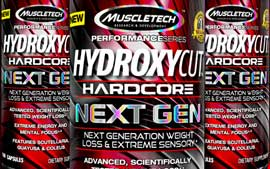 HydroxyCut Hardcore Next Gen Review