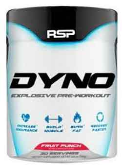 DYNO pre-workout