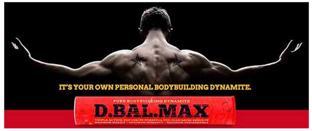 D.Bal.Max has been developed as a muscle-gainer supplement.