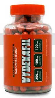 Vydexafil pills