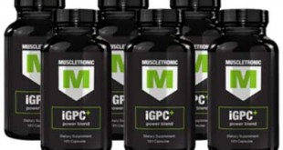 muscletronic 6 bottle