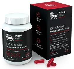 Prime Male Testosterone Booster