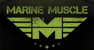 Marine Muscle Logo