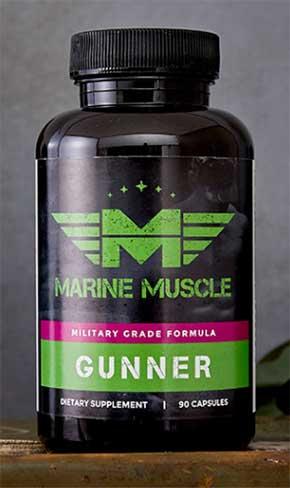 Marine Muscle Gunner Pills