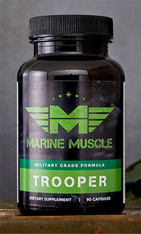 Marine Muscle Trooper Testosterone
