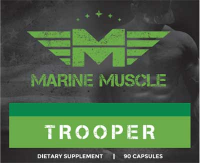 Marine Muscle Trooper