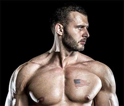 Marine Muscle American