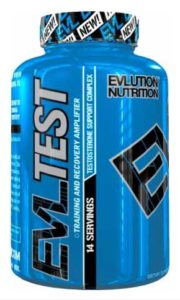 EVLTEST - Testosterone Booster from EVL All Male Health