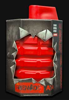 Grenade AT4 Testosterone