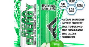 BCAA Energy Green Apple