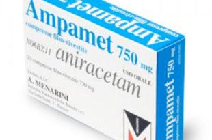 Aniracetam Drug